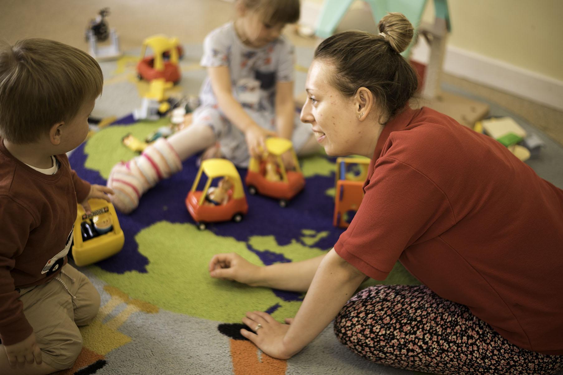 Puddleducks preschool mulbarton early years learning